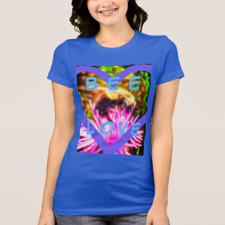 BEE LOVE BLUE BELLA TSHIRT