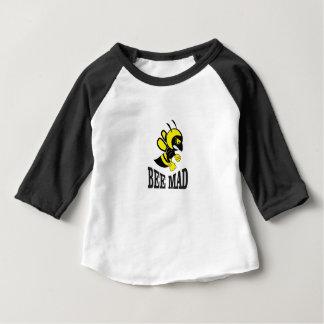 bee mad bee baby T-Shirt