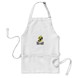 bee mad bee standard apron