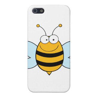 Bee Mascot Cartoon Character iPhone 5/5S Case