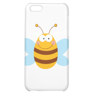 Bee Mascot Cartoon Character Cover For iPhone 5C