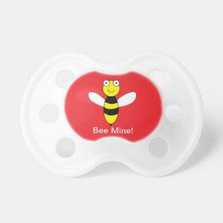 """Bee Mine!"" Pacifier"