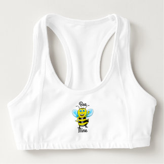Bee Mine Sports Bra