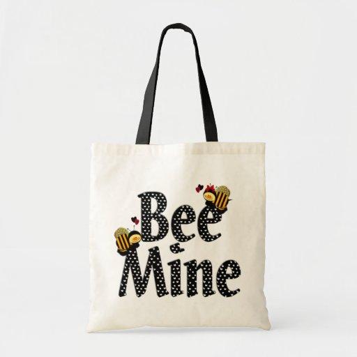 Bee Mine Valentine's Day Bag