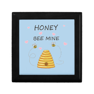 Bee mine Valentines day Gift Box