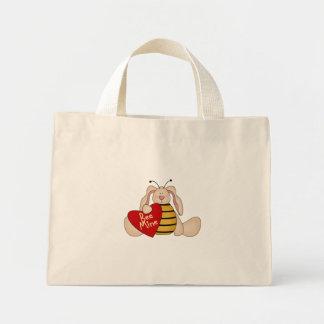 Bee Mine Valentine's Day Tote Bag