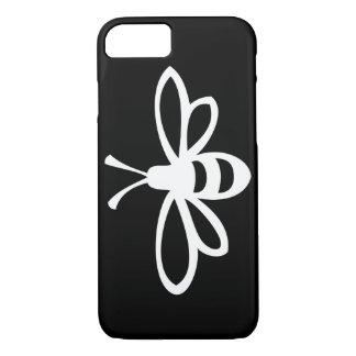 Bee (Monochrome) iPhone 8/7 Case