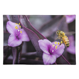 Bee on Flower Placemat