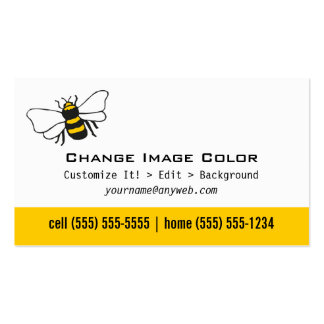 Bee - Personal Business Card
