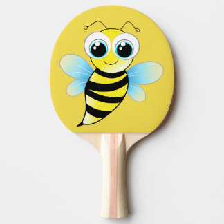 bee ping pong paddle