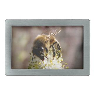 Bee Pollinator Belt Buckle