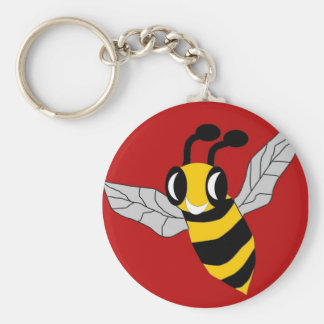 Bee Rescued Key Chains