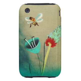 Bee Rupydetequila iPhone 3G 3GS Case iPhone 3 Tough Cover
