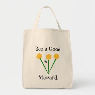 Bee Stewardship Farmer's Market Bag