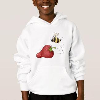 Bee Strawberry