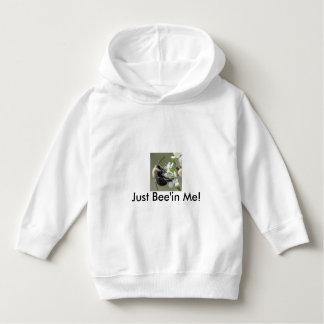 Bee Sweatshirt Pullover for Toddler