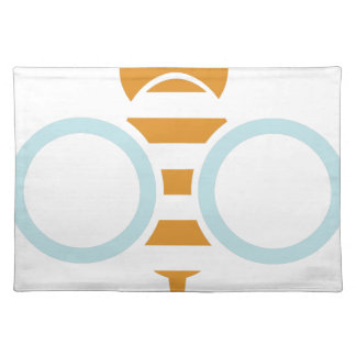 Bee Symbol Placemat