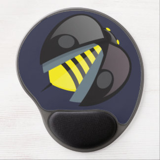 Bee Theme Gel Mouse Pad