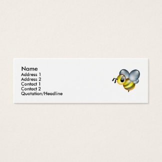 Bee U! Mini Business Card