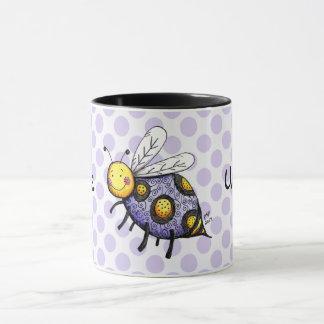 Bee Unique! Uniquely Different Bee Coffee Mug