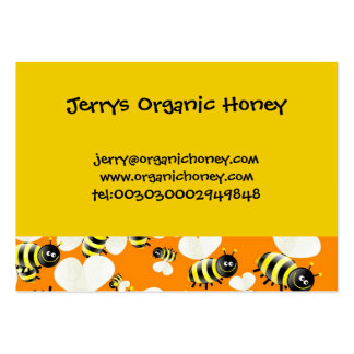 Bee Wallpaper Business Cards