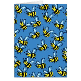 Bee Wallpaper Card