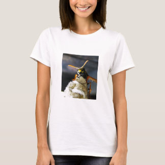 Bee Wasp Hornet and Hive T-Shirt