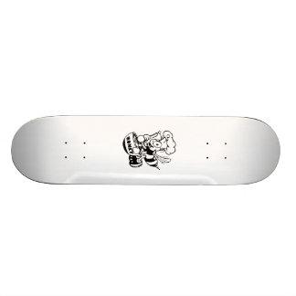 Bee with Honey Skateboard Decks