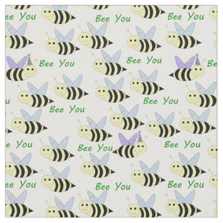 Bee You Fabric