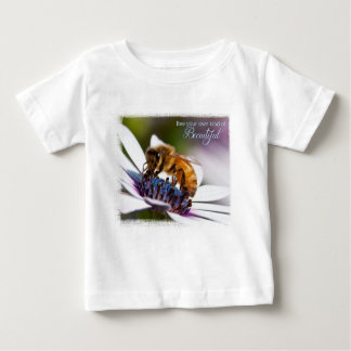 Bee Your Own Kind of Beautiful Baby T-Shirt