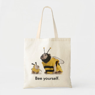Bee Yourself. Tote Bag