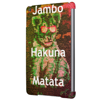 Beeautiful Lovely  lion cub hakuna matata iPad Air Cover