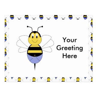 BeeBee Bumble Bee Postcard