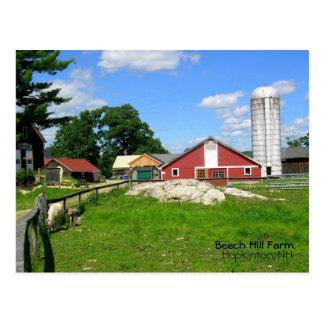 Beech Hill Farm Postcard