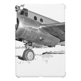 Beechcraft_AT-10_Wichita_on_the_ground_c1942 Case For The iPad Mini