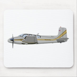 Beechcraft J50 Twin Bonanza 452452 Mousepad