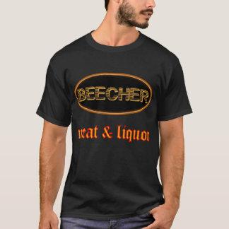 ''BEECHER'' MEAT AND LIQUOR T-Shirt