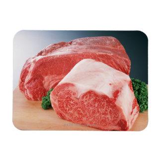 Beef 3 rectangular photo magnet