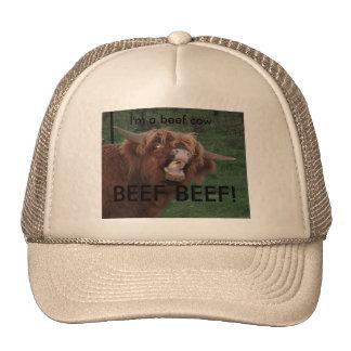 BEEF BEEF! CAP