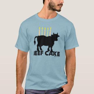 BEEF CAKE BIRTHDAY T-SHIRT