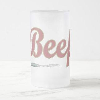 Beef n Fork Coffee Mug