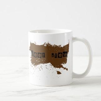 beef stew basic white mug