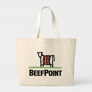 BeefPoint Large Tote Bag