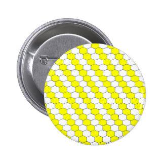 BeeHive 6 Cm Round Badge