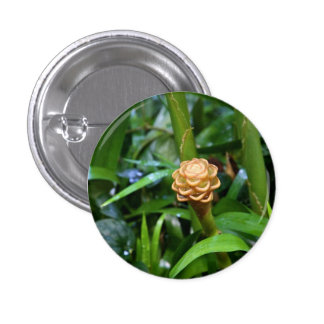 Beehive Ginger Button