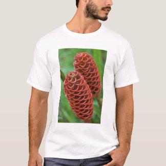 Beehive Ginger, Zingiber spectabile), T-Shirt