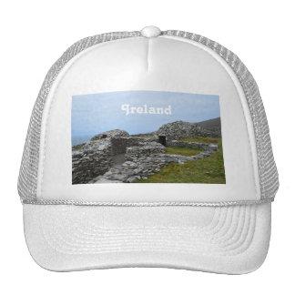 Beehive Hut Village Trucker Hats