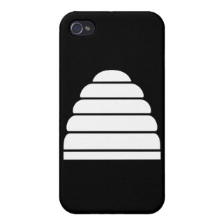 Beehive Case For iPhone 4