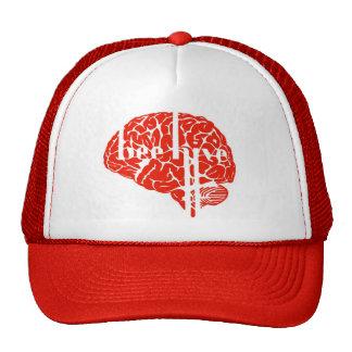 beehive red cap hats