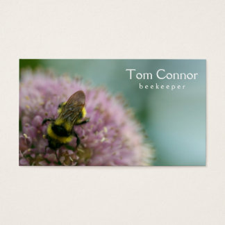 Beekeeper - Honey Maker Business Card
